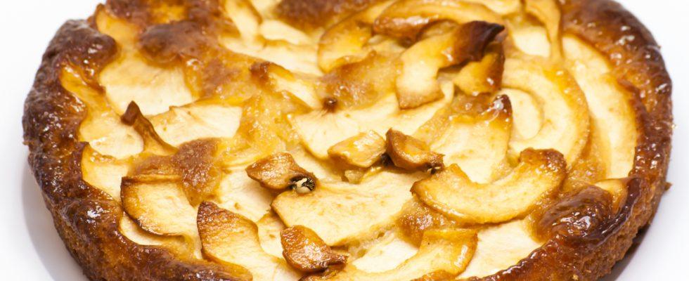 Come fare la crostata di mele con la ricetta semplice