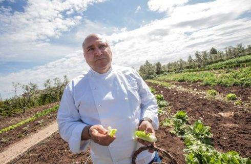 Expo 2015, la cucina contadina di Pietro Zito nel Cluster dei Cereali e Tuberi