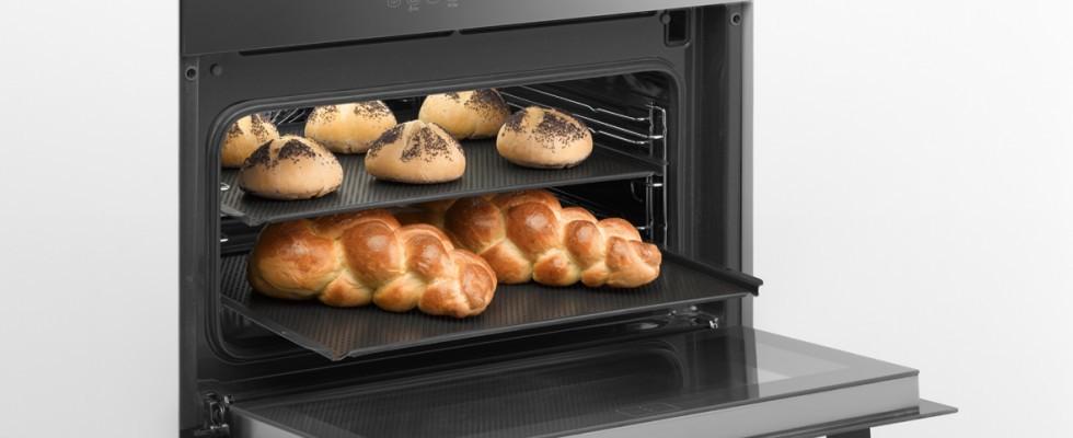 5 ottimi motivi per usare un forno a vapore