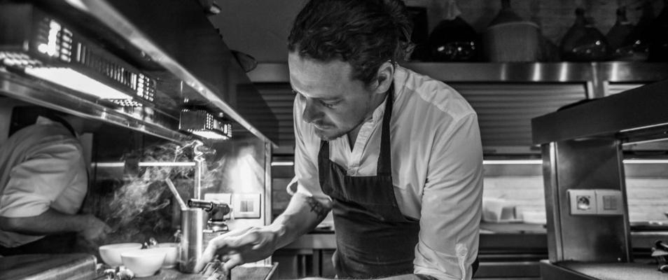 Kobe Desramaults chiude il suo ristorante In De Wulf