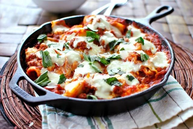 lasagna in padella