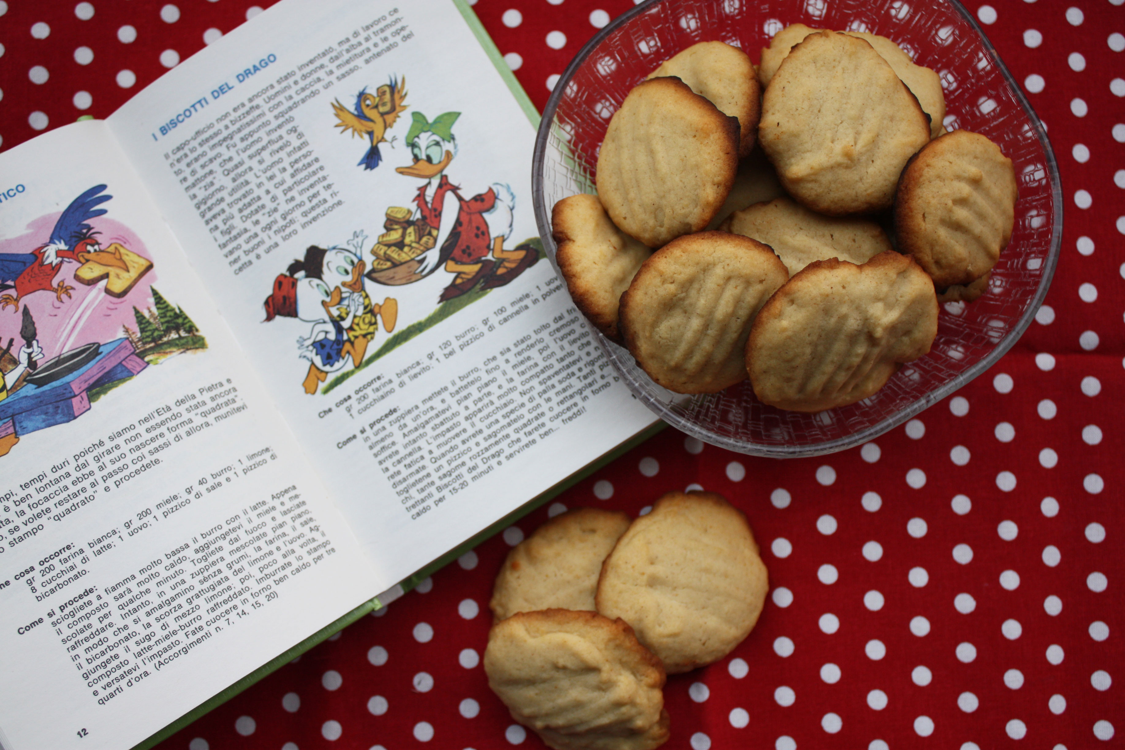 A scuola di cucina da nonna papera ecco il manuale - Scuola di cucina a bari ...