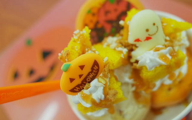 Il menu di Halloween di Benedetta Parodi
