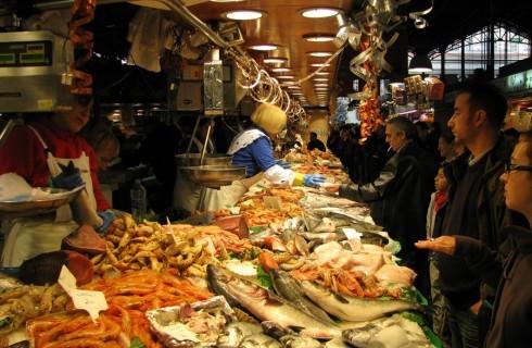 Dove si compra il pesce buono a Bari?