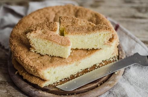 Pan di Spagna senza glutine, semplicissimo