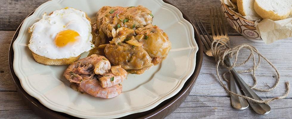 Pollo alla marengo, il preferito di Napoleone
