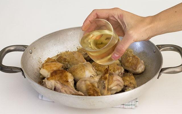 pollo alla marengo step3