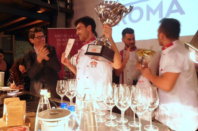 premiazione cooking for art
