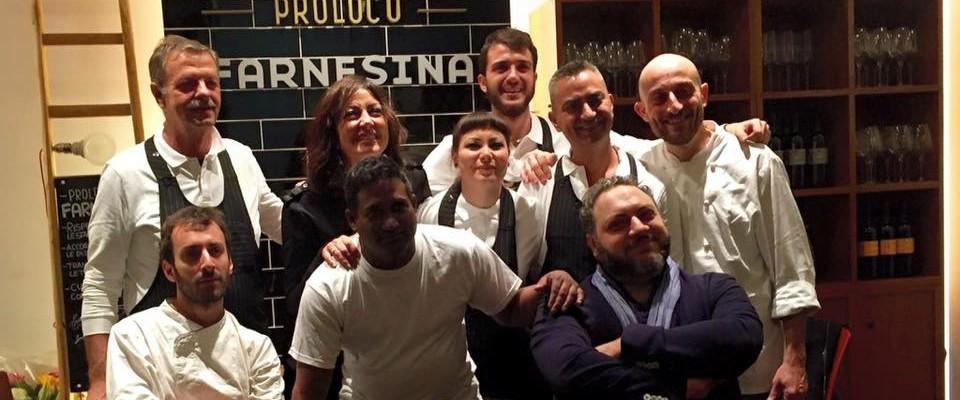 Roma: siamo stati all'apertura di Proloco Farnesina