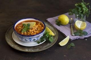 Shorba, zuppa algerina