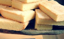 Gli shortbread con farina di riso ideali per gli intolleranti