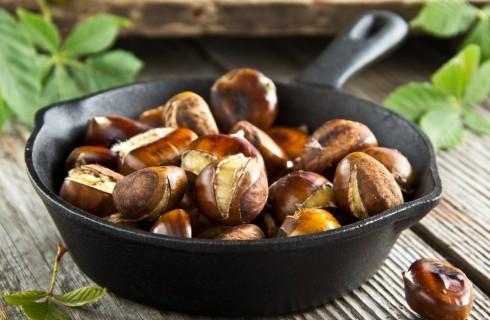10 ricette per cucinare con le castagne