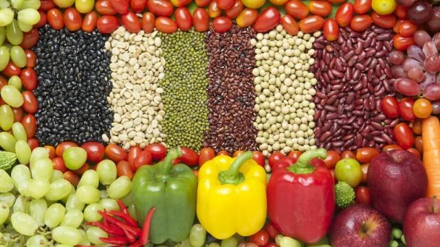 legumi e verdura