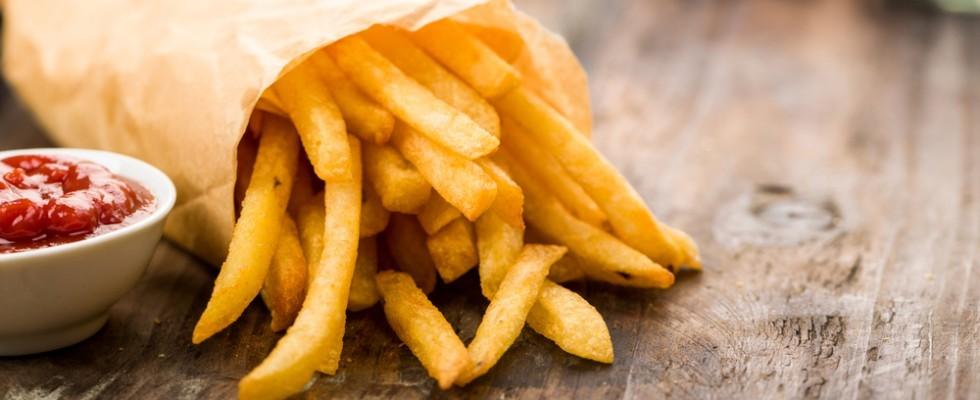 5 modi di rovinare irrimediabilmente le patatine fritte