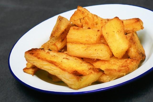 yucca fritta