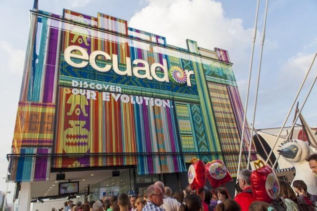 padiglione ecuador