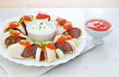 Beyti Kebab: cucina araba