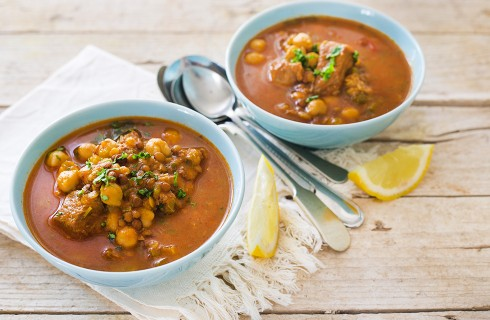 Harira, zuppa marocchina