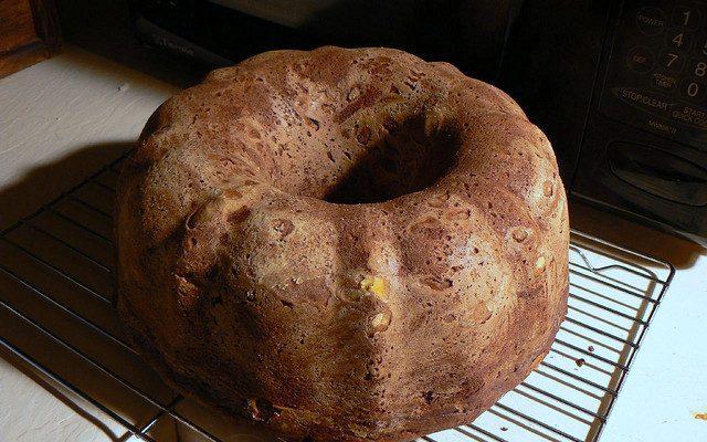 La torta alla zucca e cacao con la ricetta per il Bimby