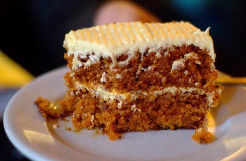 La torta camilla da preparare con il Bimby