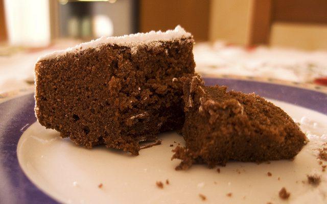Ecco la torta castagne e cacao ideale per la colazione