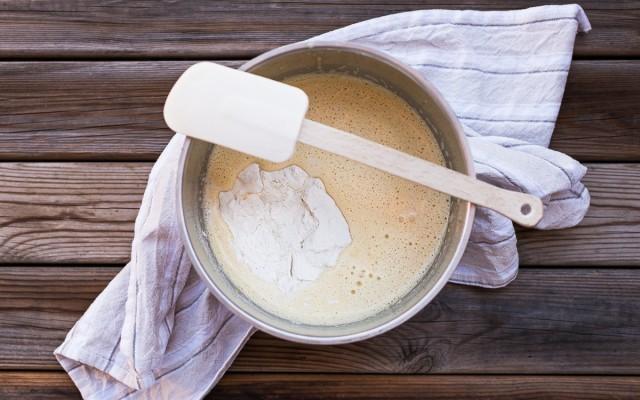 torta di mele senza glutine step (2)