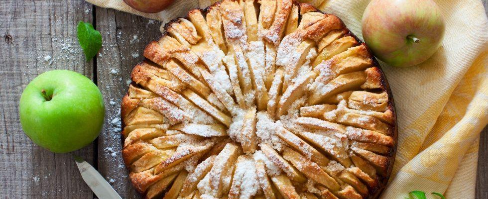 La torta di farro e mele: ecco la ricetta da gustare