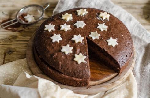 Torta Pan di stelle fatta in casa