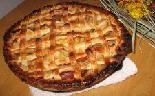La torta salata con zucca e speck da fare in casa