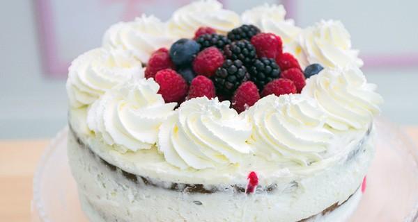 Victoria Sponge: la ricetta di Patrizia per Bake Off Italia 3