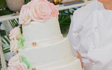 Wedding Cake di Ernst Knam: la ricetta di Bake Off Italia 3