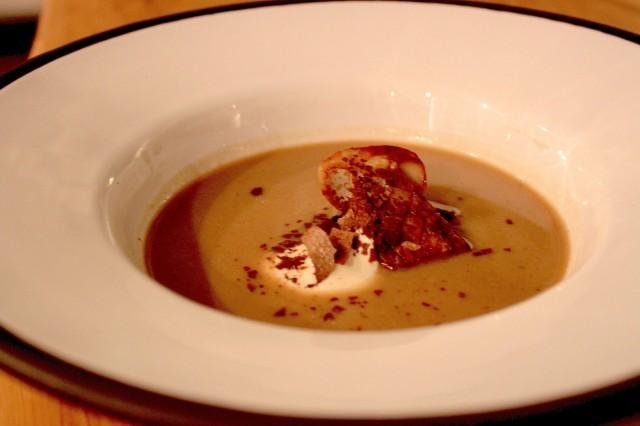 zuppa funghi muusu
