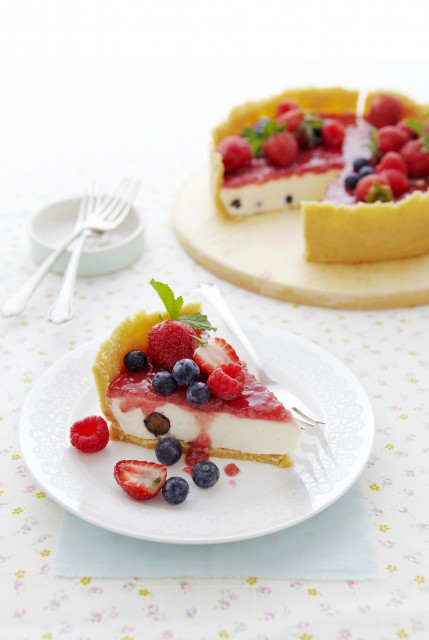 156 cheesecake senza glutine