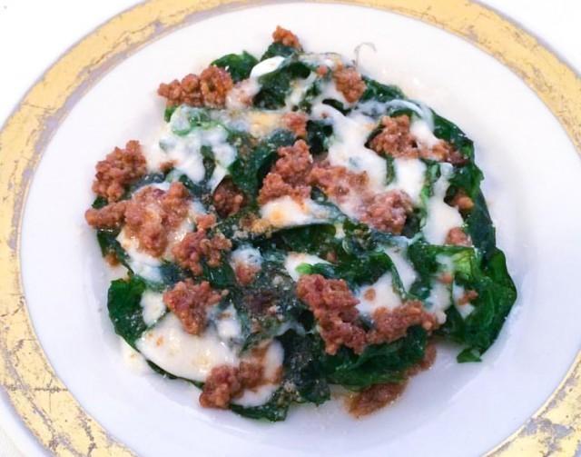 Alghe lasagna
