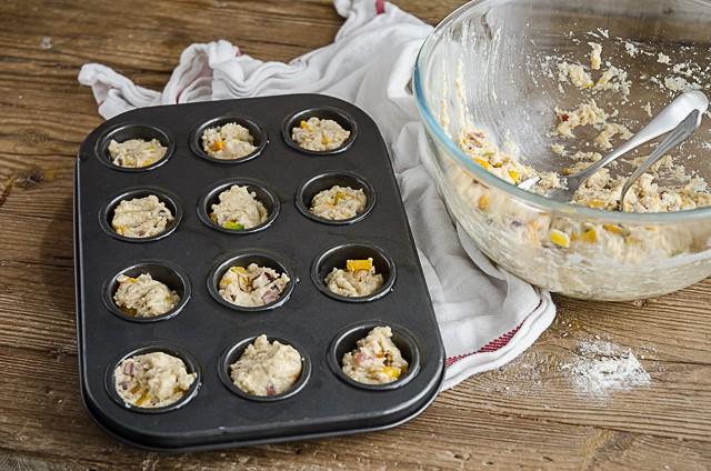 Eurovo - mini muffin zucca e speck (5)