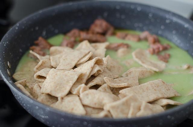 Maltagliati integrali broccoli e salsiccia (5)