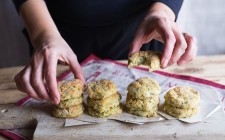 Step by step: polpette di zucchine