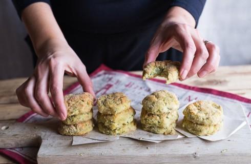 Step by step: polpette di zucchine al forno