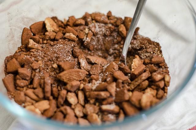 Salame di cioccolata senza uova (2)