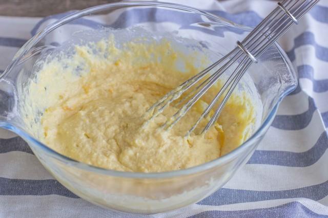 Step 4 plumcake alla zucca