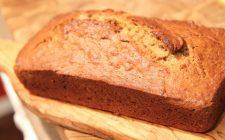 Il banana bread vegan con la ricetta facile