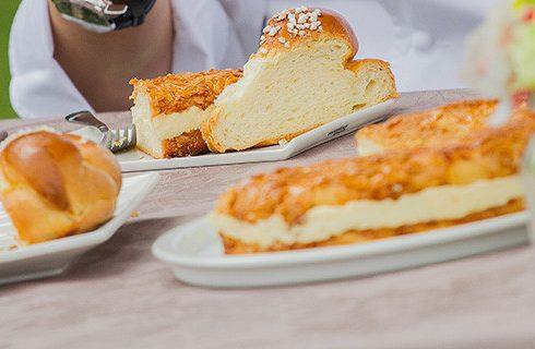 Bienenstich: la ricetta di Ernst Knam per Bake Off Italia 3