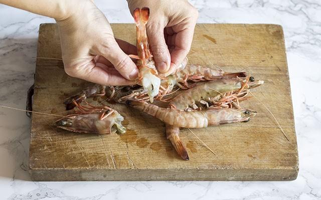 calamarata ai frutti di mare step7
