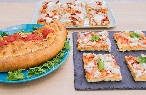 Calzone ai 3 formaggi: la ricetta sfiziosa di Bake Off Italia 3