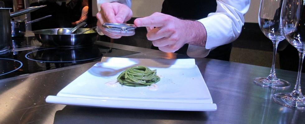 La finalissima di Cooking for Art 2016 a Roma