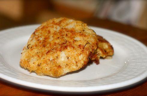 Le cotolette di cavolfiore al forno con la ricetta leggera