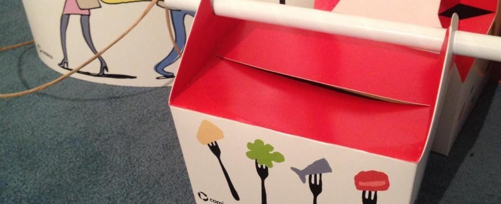 Il progetto Doggy Bag approda nei ristoranti di Roma