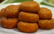 Le frittelle di zucca dolci con la ricetta di Cotto e Mangiato