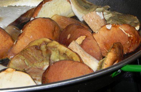 Rombo con i funghi porcini: la ricetta sfiziosa de La Prova del Cuoco