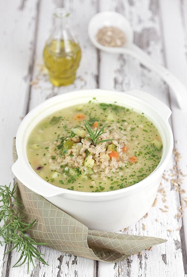 22 zuppe per affrontare l'inverno - Foto 15
